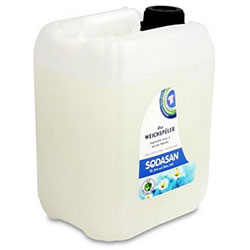 SODASAN Organik Çamaşır Yumuşatıcı (Aloe Veralı) 5L
