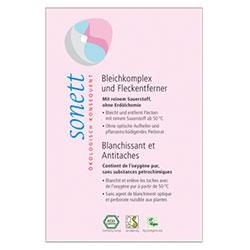 Sonett Organik Çamaşır Beyazlatıcı ve Leke Giderici 60gr