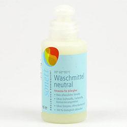 Sonett Organik Çamaşır Yıkama Sıvısı (Hassas Kokusuz Sensitive) 120ml