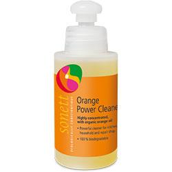 Sonett Organic Orange Power Cleaner  Travel Size  120ml