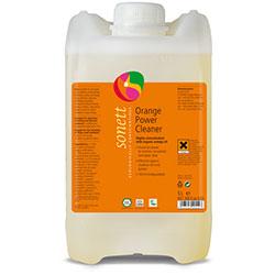 Sonett Organik Yağ Çözücü (Portakallı) 5L