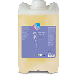 Sonett Organik Sıvı El Sabunu Lavanta 10L