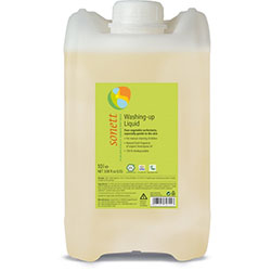 Sonett Organic Dishwashing Liquid  Lemon   Unpacked  10L