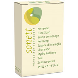 Sonett Organik Bitkisel (Curd) Kalıp Sabun 100gr