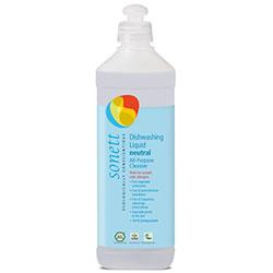 Sonett Organik Elde Bulaşık Yıkama Sıvısı (Nötral) 1L