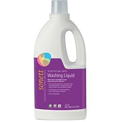 Sonett Organik Çamaşır Yıkama Sıvısı (Lavanta) 2L