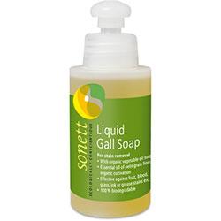 Sonett Organik Leke Çıkarıcı Gall Sıvı Sabunu 120ml