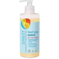 Sonett Organik Sıvı El Sabunu (Hassas Kokusuz Sensitive) 300ml