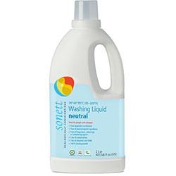 Sonett Organik Çamaşır Yıkama Sıvısı (Hassas Kokusuz Sensitive) 2L