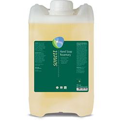 Sonett Organik Sıvı El Sabunu Biberiye 10L