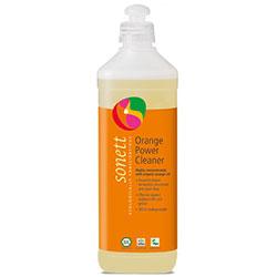 Sonett Organik Yağ Çözücü  Portakallı Güçlü Temizleyici  500ml