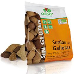 Soria Natural Celisor Organik Karışık Bisküvi 200gr