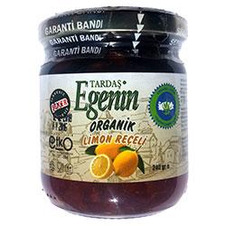 Tardaş Egenin Organik Limon Reçeli 240gr