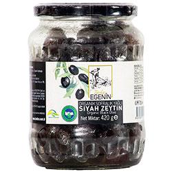 Tardaş Egenin Organik Siyah Zeytin 420gr
