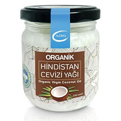 The LifeCo Organik Hindistan Cevizi Yağı 150ml