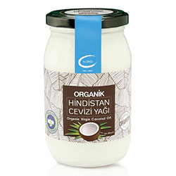 The LifeCo Organik Hindistan Cevizi Yağı 337ml