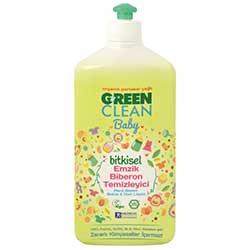 U Green Clean Organik Emzik Biberon Temizleyici 500ml