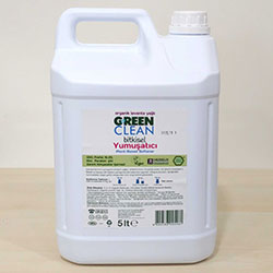 U Green Clean Organik Yumuşatıcı (Lavanta Yağlı) 5 Litre