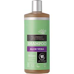 Urtekram Organik Şampuan  Aloe Vera Özlü  Kepekli Saçlar  500ml
