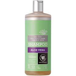 Urtekram Organik Şampuan (Aloe Vera Özlü, Kuru Saçlar) 500ml