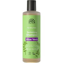 Urtekram Organik Şampuan  Aloe Vera Özlü  Kuru Saçlar  250ml