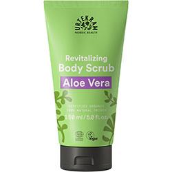 Urtekram Organik Body Scrub  Aloe Vera  150g