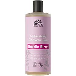 Urtekram Organik Duş Jeli  Huş Ağacı  Nordic Birch  500ml