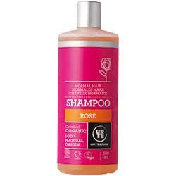 Urtekram Organik Şampuan (Gül Özlü, Normal Saçlar) 500ml