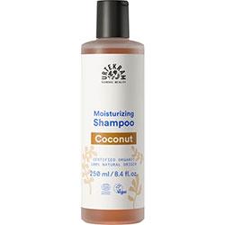 Urtekram Organik Şampuan  Hindistancevizi  Nemlendirici-Normal Saçlar  250ml
