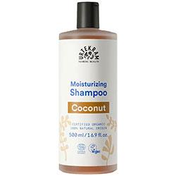 Urtekram Organik Şampuan  Hindistancevizi  Nemlendirici-Normal Saçlar  500ml