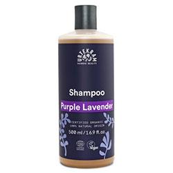 Urtekram Organik Şampuan  Mor Lavantalı  Normal Saçlar  500ml