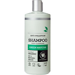 Urtekram Organik Şampuan (Yeşil Maça, Green Matcha, Tüm Saç Tipleri) 500ml