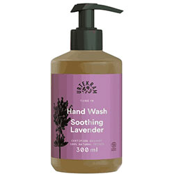 Urtekram Organic Tune In Liquid Hand Soap  Soothing Lavender  300ml