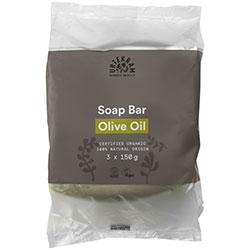 Urtekram Organic Soap  Olive Oil  3x150g