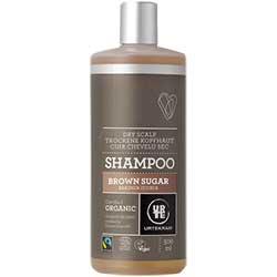 Urtekram Organik Şampuan (Esmer Şekerli, Kuru Saç Derisi) 500ml