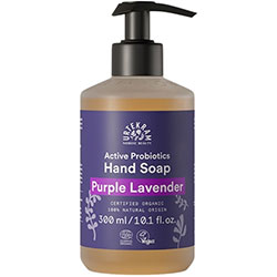 Urtekram Organic Liquid Soap  Purple Lavender  300ml