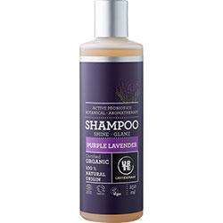 Urtekram Organik Şampuan (Mor Lavantalı, Normal Saç Tipleri) 250ml