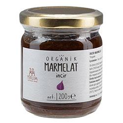 Yerlim Organik İncir Marmelatı 200g