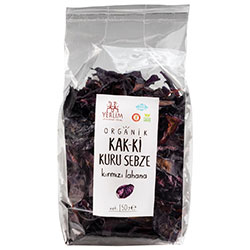 Yerlim Organic Dried Red Cabbage 50g