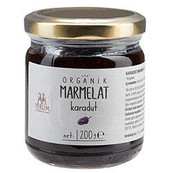 Yerlim Organik Karadut Marmelatı 200g