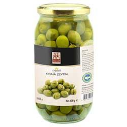 Yerlim Organic Green Olive 900g