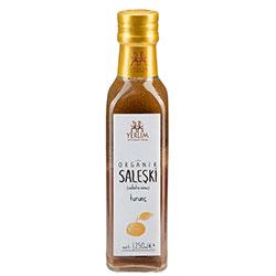Yerlim Organik Saleşki Salata Sosu Turunç 250ml (Cam Şişe)