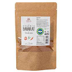 Yerlim Organic Mix Spice Condiment 50g