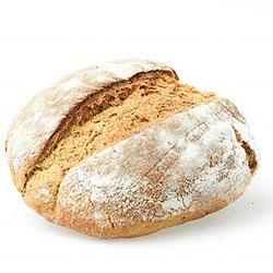 YERLİM Organik Ekşi Mayalı Tam Buğday Ekmek 600gr