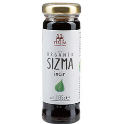 Yerlim Organic Fig Syrup 135g