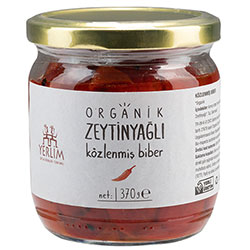 Yerlim Organic Roasted Pepper 370g