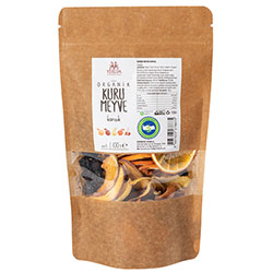 Yerlim Organic Dried Fruit Mix 100g