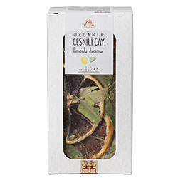 Yerlim Organic Linden Tea With Lemon 40g