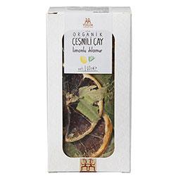 Yerlim Organik Limonlu Ihlamur Çayı 50gr