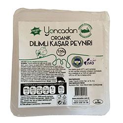 Yoncadan Organik Dilimli Kaşar Peyniri 150gr